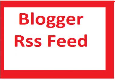 Auto Post To Blogger
