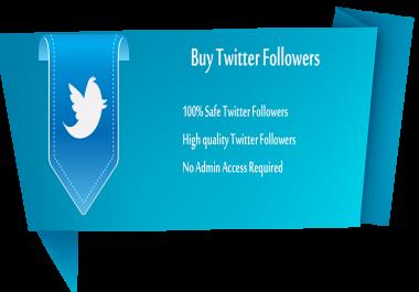 Need 500k Twitter Followers