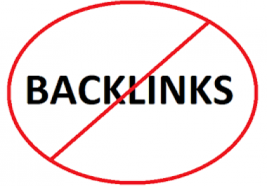 5 High pr dofollow indexed backlinks