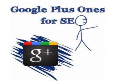 I want 150 google plus1 vote in my website.