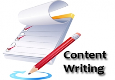 Simple content writing job