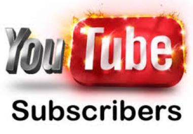 7000 Youtube Subscribers