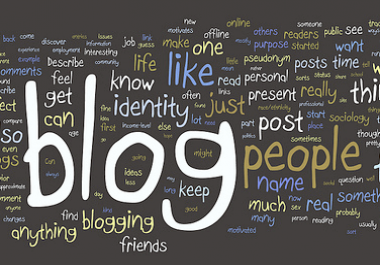 3 Guest Posts on Picked Blogs