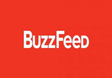I need a post on buzzfeed