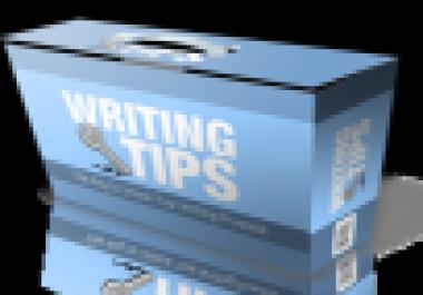WRITE TWO UNIQUE SEO ARTICLE