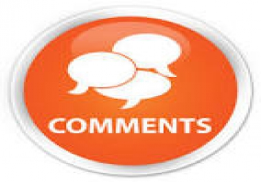 20 custom comments for youtube video