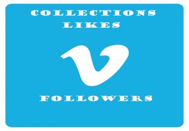 400 Vimeo Followers needed