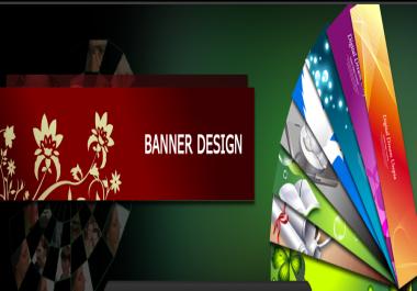 Design 3 homepage slideshow banners