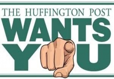 Submit my news story article to Huffington Post
