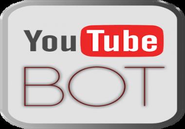 Youtube views bot mobile or desktop
