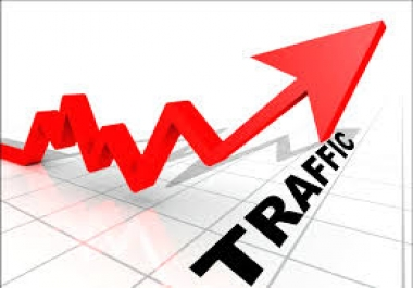 Need web traffic for my url that I have. Max 1 for 10k