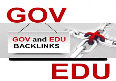 Need Root Domain 100 HQ. edu &amp. gov link for 2 Website URL 3