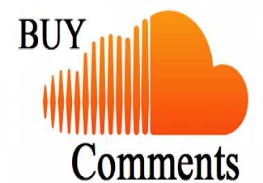 NEED SOUNDCLOUD COMMENTS