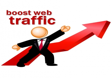 Website organic Traffic increment