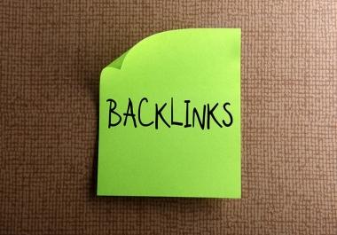 i need high quality 1k backlinks
