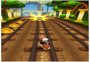 Subway Surfer Project