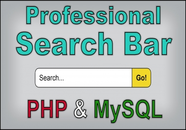 php search engine for website