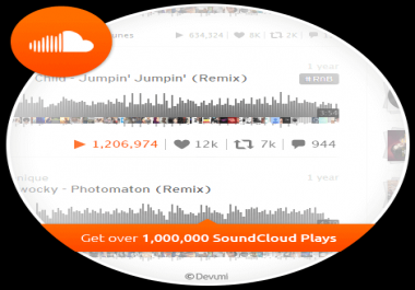Soundcloud Bundle Promotion