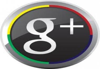 I need 50,000 google+ votes/likes