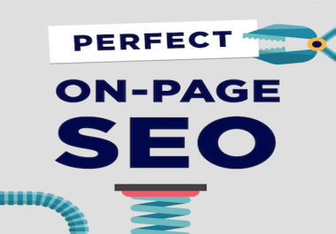 Do Perfect On Page SEO - Get Score Above 90
