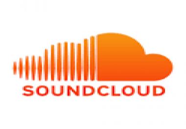 1000 HQ soundcloud followers permanent