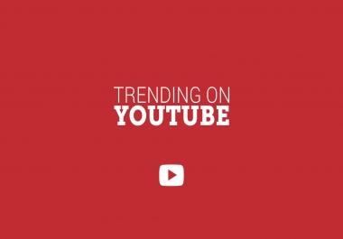 Youtube GEO Specific Trending