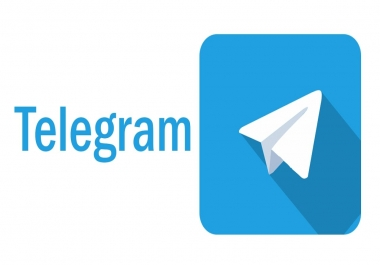 I need telegram members 500 Real & naturally