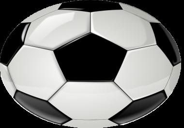 Create a football statistics databse