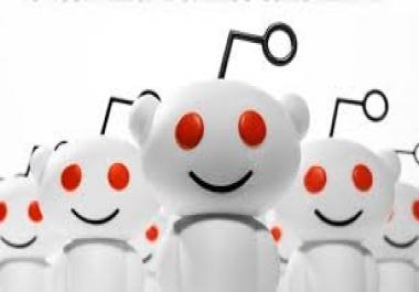 Promote my site on Reddit