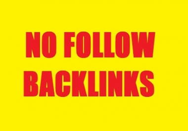 I need no follow backlink from forbes. com and huffingtonpost. com
