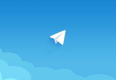 Telegram Member API Service