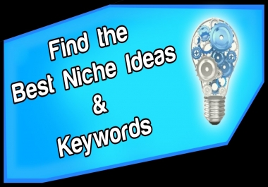 Do a keyword research and FIND CPA NICHES FOR ME