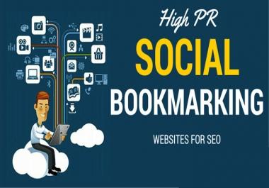 Need 20 social bookmarking