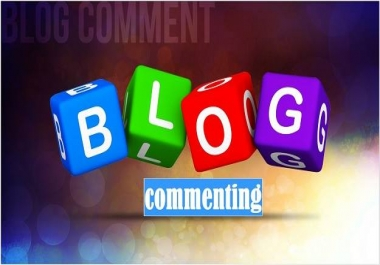 need high-quality blog comment backlink