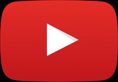 Youtube promotion service