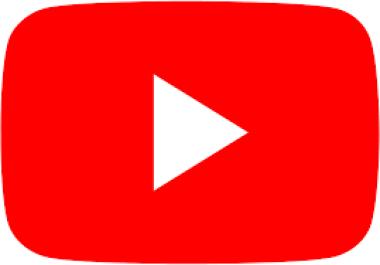 Need 240,000 You tube Minutes Views
