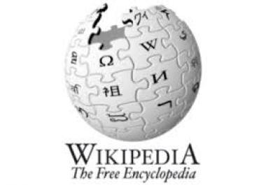 wikipedia and imdb page fixed