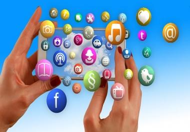 Create Social Media Profile backlinks