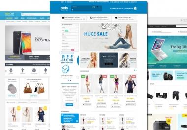 Blog Re-designing /Customization FAST