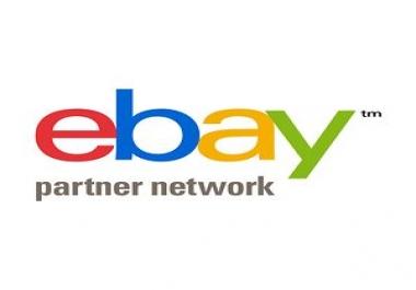 Ebay Partner Network Account