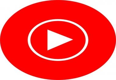 50.000 Youtube Views non-drop