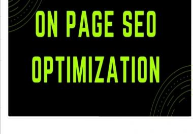 Neef Onpage Page Optimization