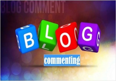 100 Dofollow blog comments on high da pa