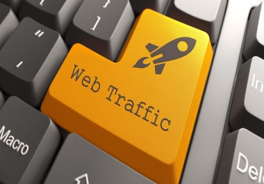 need Country and Keyword targeted traffic for Website