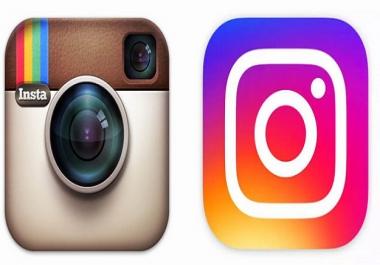 instagram or Facebook verification