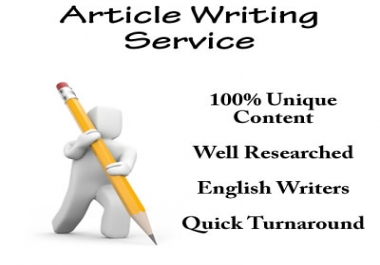 Need seo article & i will give u 100 fb likes