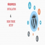 Install Wordpress Theme And Set It Up With Demo Content