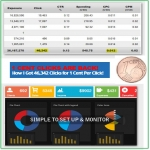Get Unlimited website traffic for 1 cent per visitor