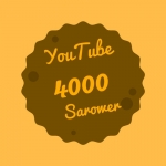 Add 1000 HR Vie. Ws or 50 You Tube Lik. E