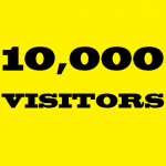 10000 High Quality REAL HUMAN VISITORS